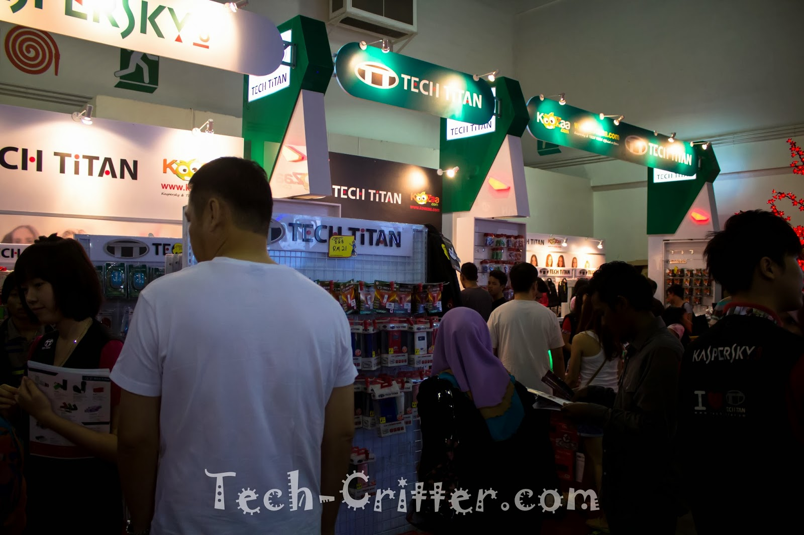 Coverage of the Malaysia IT Fair @ Mid Valley (17 - 19 Jan 2014) 248