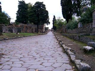 Italia.Italia; Italy; Italie; Campania; Pompei; Pompeya; Pompeii; Calzada romana; Necrópolis; Porta Ercolano