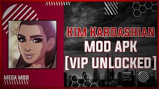 Kim Kardashian: Hollywood MOD APK [VIP UNLOCKED - UNLIMITED CASHES/STARS] Latest (V11.10.0)