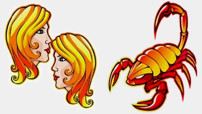 Compatibilità tra Gemelli e Scorpione in amore