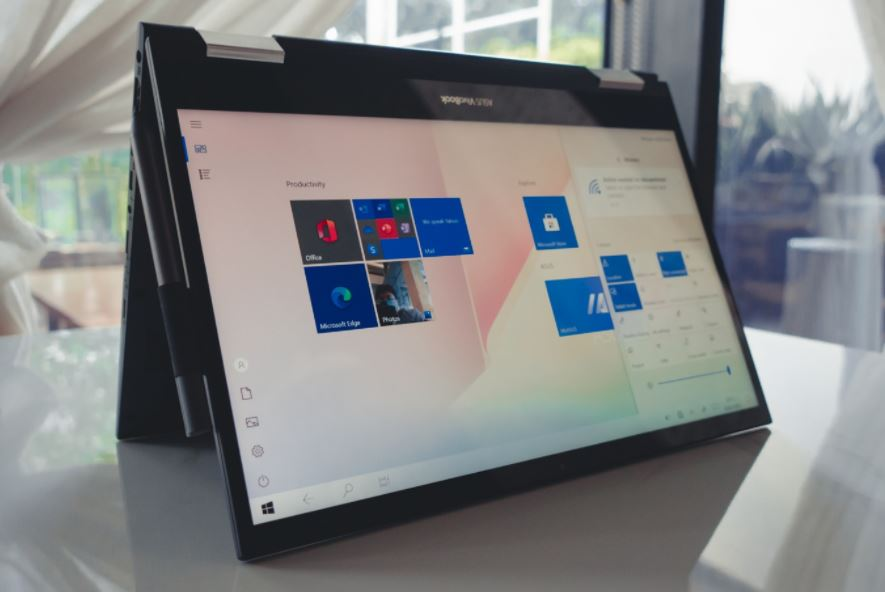 Review Asus Vivobook Flip TP470EZ, Laptop Hybrid Kencang dengan GPU Intel Iris Xe Max Graphics