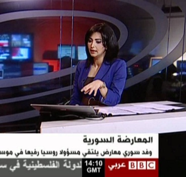 Presenter Senior BBC Mengundurkan Diri