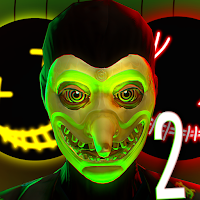 Smiling-X 2: The Resistance survival in subway Mod Apk