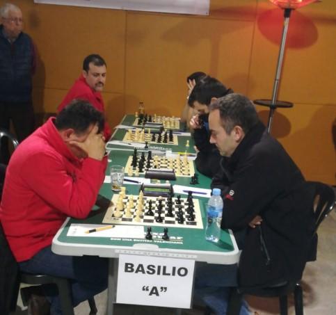 HONOR R.1. (+1 partidas). Basilio 0 - 8 Xeraco. (Crónica por MF Bernat Serarols)