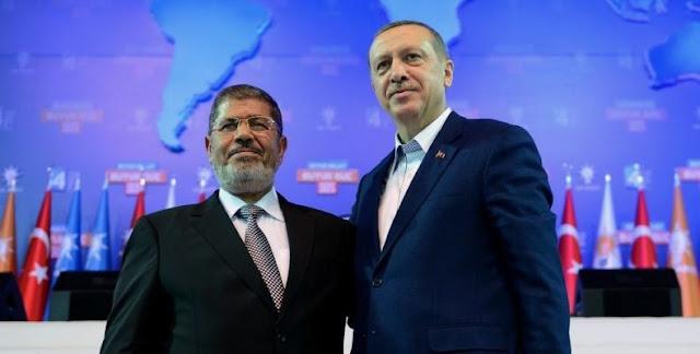 """Η Τουρκία είναι το επίκεντρο δράσης """"Μουσουλμανικής Αδελφότητας"""""""