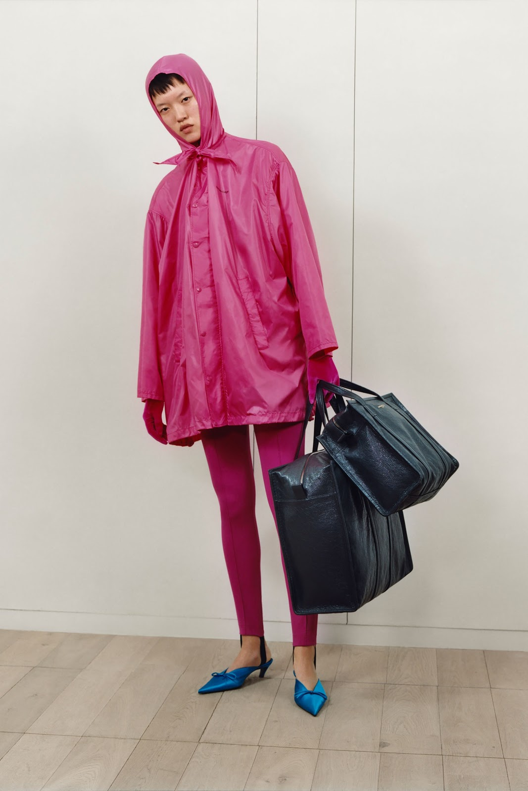 Fashion Shows Pre-Fall 2017-18 Balenciaga