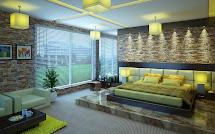 Bedroom Wallpaper Interior Design