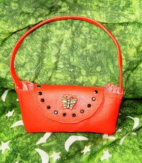 Doll's handbag