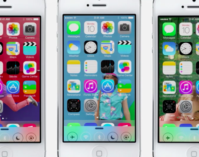Apple iOS 7 Firmwares for iPhone, iPad, iPod Touch