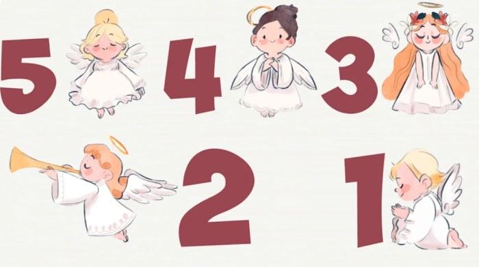 Выберите ангела и узнайте послание к вам!