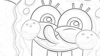 SpongeBob SquarePants Coloring Pages holiday.filminspector.com