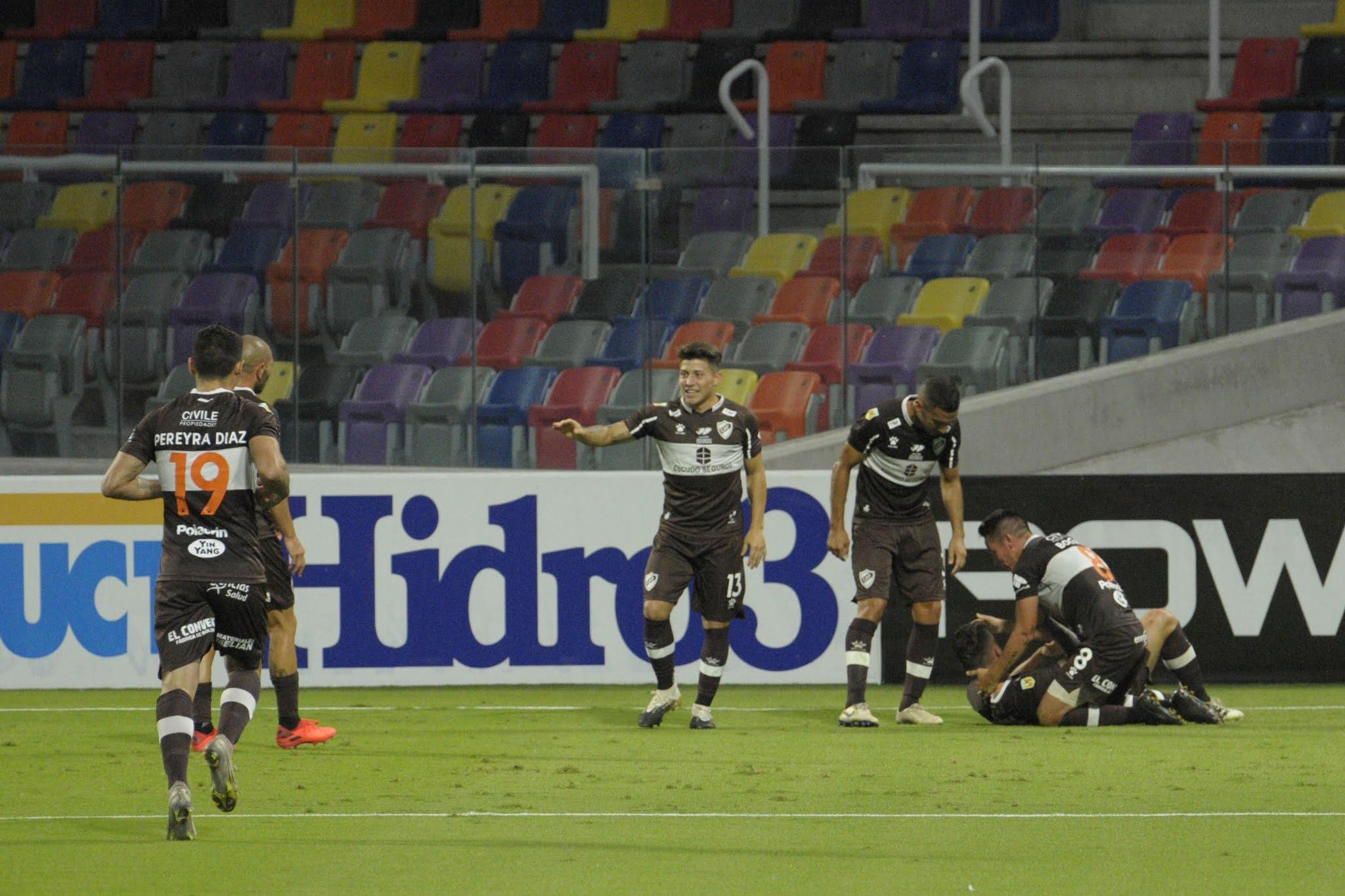 Platense ganó su segundo partido en la Copa de la Liga al superar a Central Córdoba