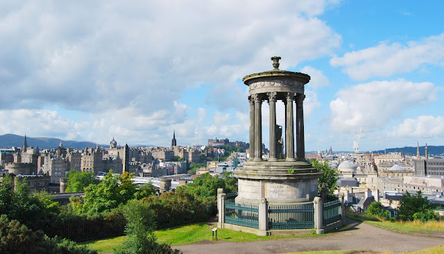 Dónde alojarse en Edimburgo