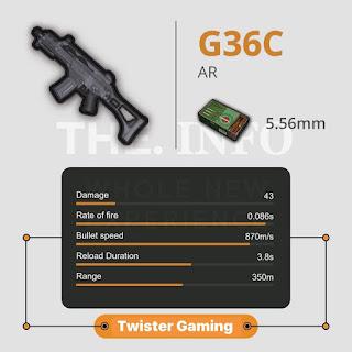 G36c Pubg