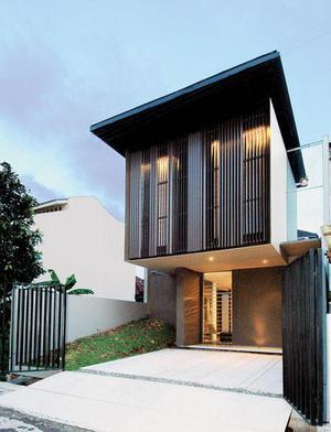 Contoh Rumah Minimalis  tanpa genteng 2019