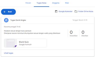 Panduan Google Classroom Untuk Pembejaran Online