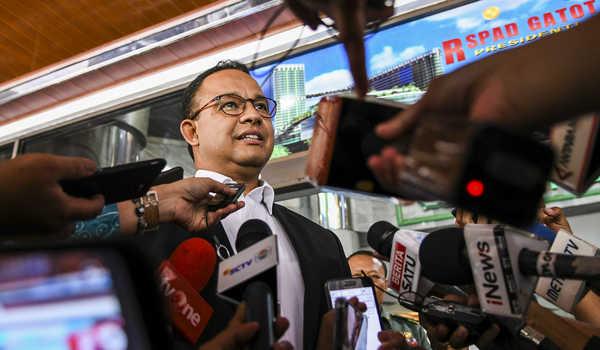 Cegah Penyebaran Corona, Anies Imbau Warganya Tidak Keluar Jakarta