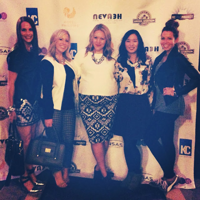 Kansas City style bloggers at kcfw
