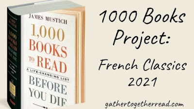 1000 Books Project: French Classics