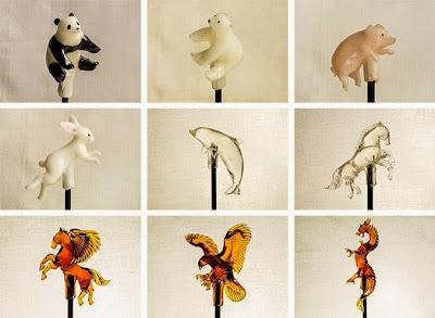 variedad de animales