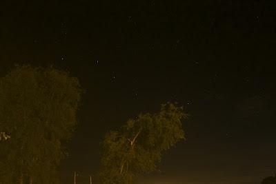 humid night sky photo