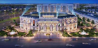Trung tâm thương mại hội nghị Century Palace