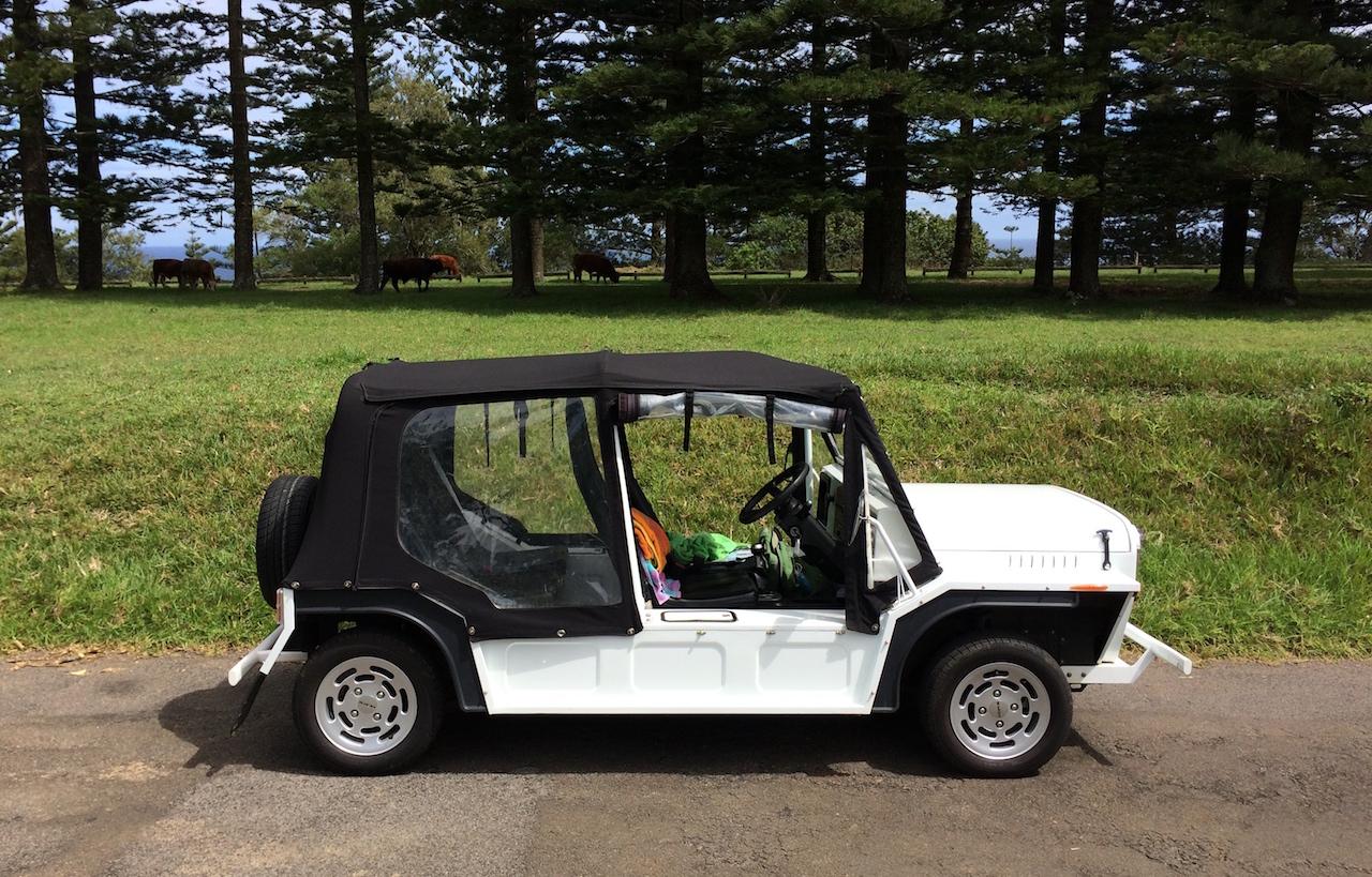 Moke Hire Norfolk Island