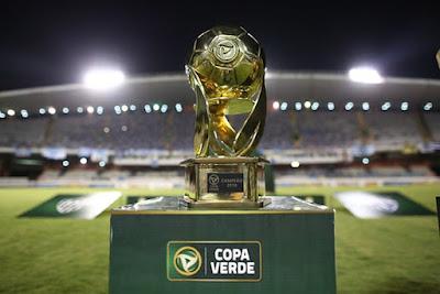 CBF detalha tabela das Quartas de Final da Copa Verde 2020