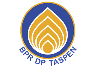 BPR DP Taspen Logo Vector