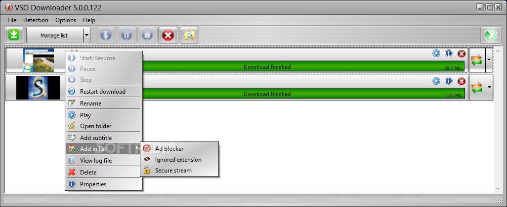 VSO Downloader Ultimate 5.0.1.66 poster box cover
