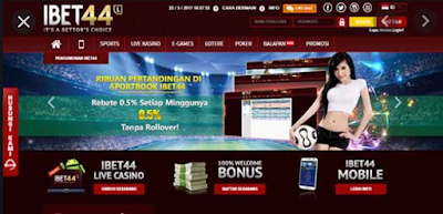 Situs Judi Bola Resmi Anti Hacker : Ibet44
