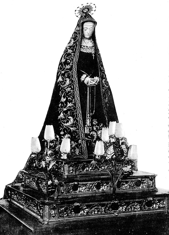 Jesusario Virgen De La Soledad