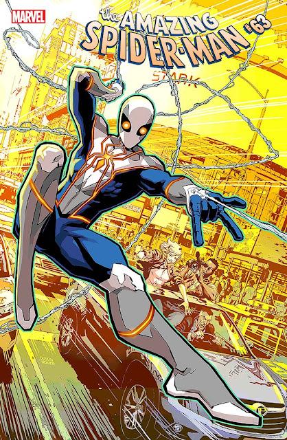اعلنت شركة Marvel عن بدلة سبايدر مان الجديدة