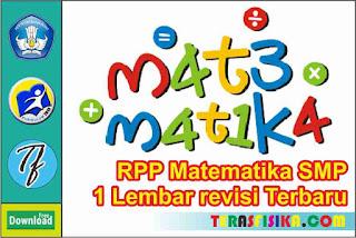 RPP MTK Kelas 4