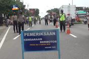 Hari Kedua PPKM, Sejumlah Pengendara Terlihat Langgar Prokes