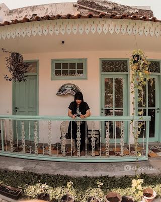 paviljoen surabaya menu ayam goreng ikan goreng bakar cianjur koffie huis restoran kulinersby kuliner surabaya foodies food blogger influencer chippeido ootd instagrammable spot surabaya timur utara