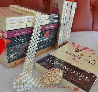Leitura Romance Café - Ainda sou eu