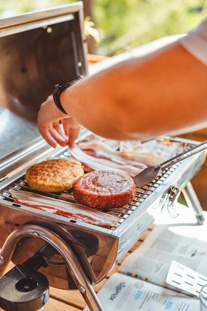 glutenvrij barbecueën
