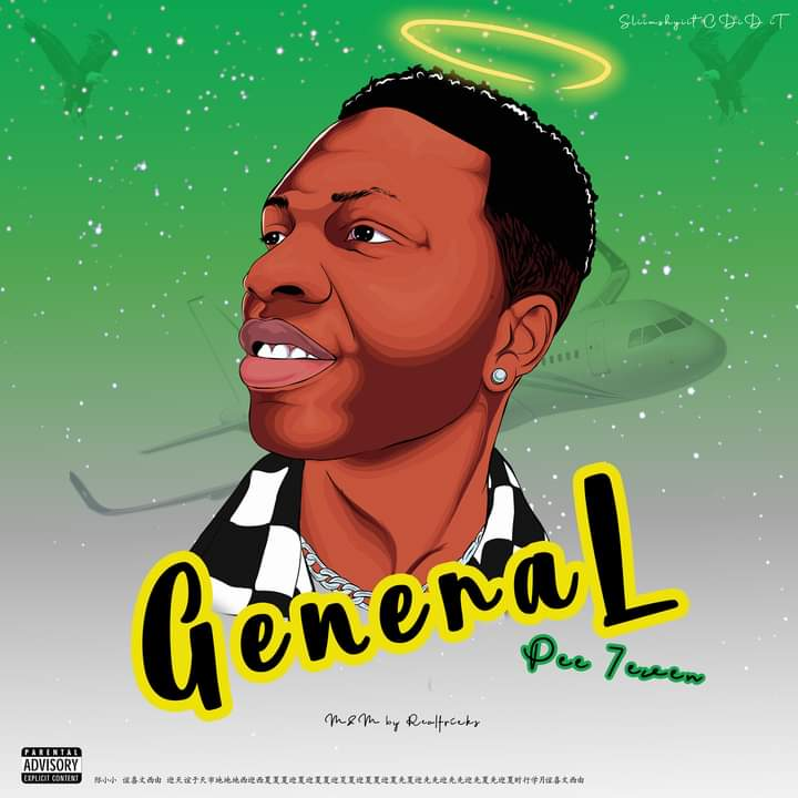 [Music] Pee 7even - General (prod. Real tricks) #Arewapublisize