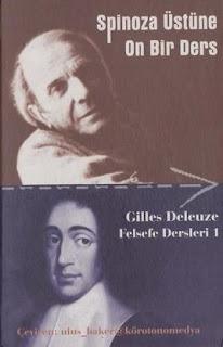 Gilles Deleuze - Spinoza Üzerine On Bir Ders