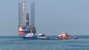 Oil Boom 8.605 Meter Digunakan untuk Halau Tumpahan Minyak PHE ONWJ