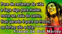 Imagens e Frases de Bob Marley