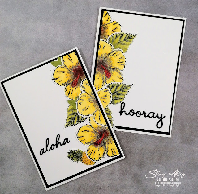 Stampin' Up! Timeless Tropical
