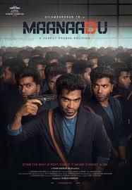 maanadu movie first look poster