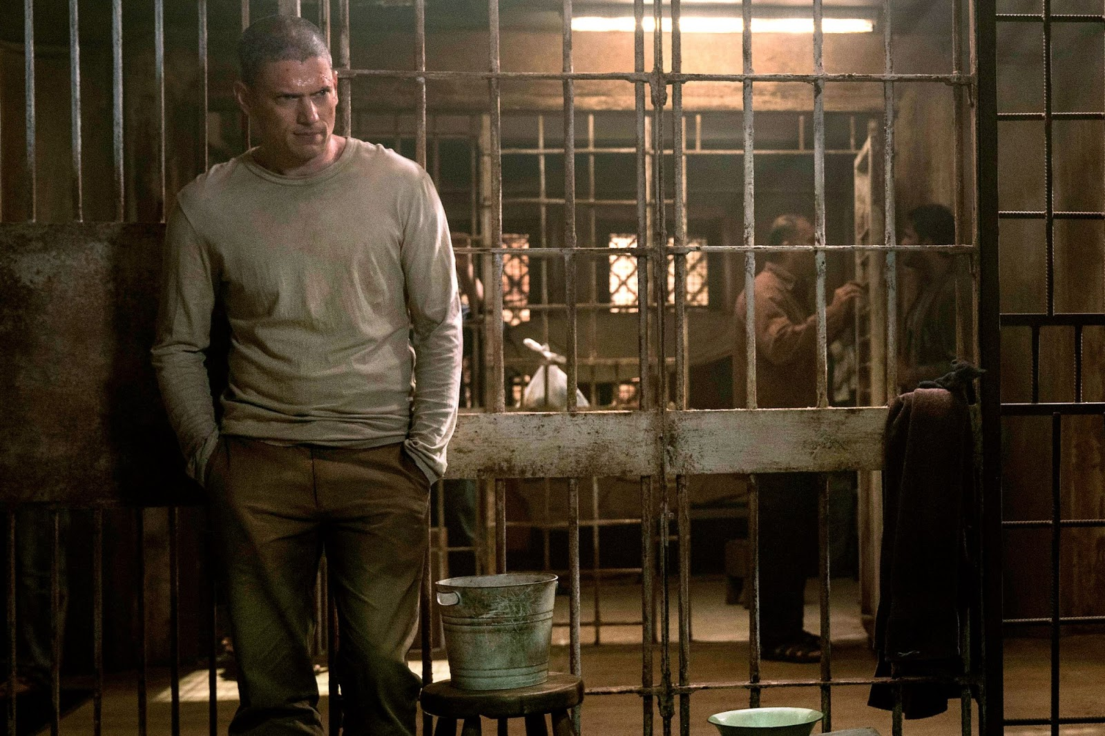 Michael Scofield en Sona, la prisión panameña de la tercera temporada de 'Prison Break'