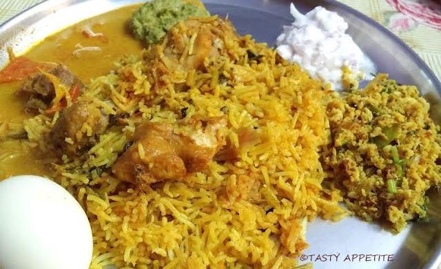 Chicken biryani muslim style - photo#14