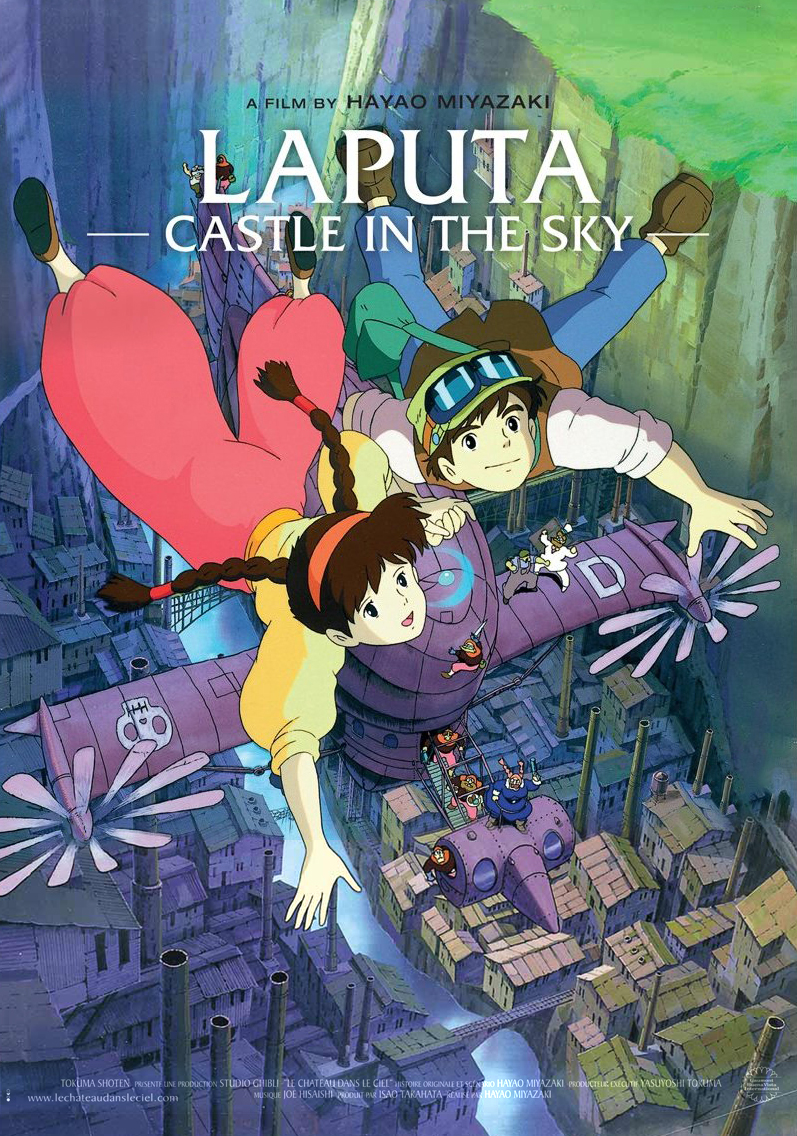 Castle in the Sky (1986) ταινιες online seires oipeirates greek subs