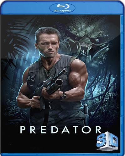 Predator [1987] [BD50] [Latino] [2D + 3D]