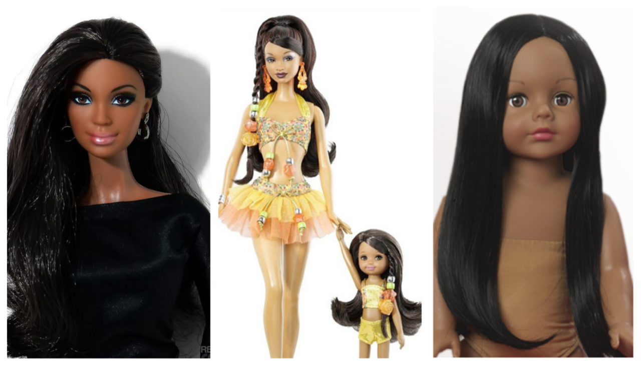 A Plea To End The Black Barbie Doll Look | CurlyNikki ...