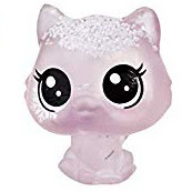 Littlest Pet Shop Series 4 Frosted Wonderland Multi-Pack Kitten Cat (#No#) Pet